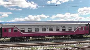Леонид Минаев - скорый поезд Мордовия