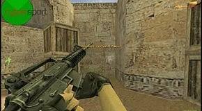 Прострелы на de_dust2