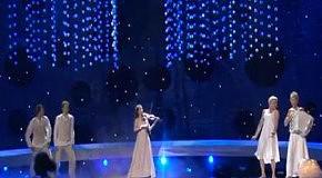 Евровидение 2010 - Kuunkiuskaajat(Финляндия) вторая репетиция