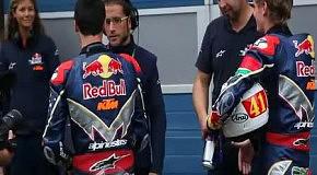 Мото-шоу от Red Bull в Португалии