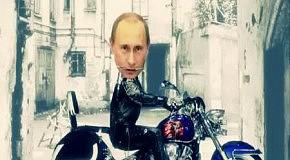 ПутинМутит 1 сезон 1 серия - Путин и байкеры