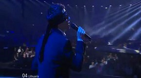 Donny Montell - Love Is Blind: финал Евровидения 2012