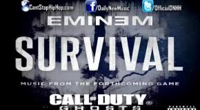 Eminem - Survival feat Liz Rodrigues (audio)