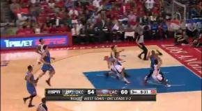 Топ-5 моментов NBA за 15 мая 2014
