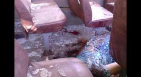 Краматорск, 1 июля: под обстрел попал автобус, есть жертвы