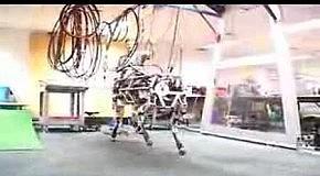 Достижения роботостроения - Big Dog