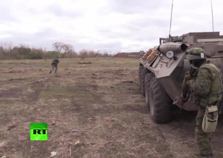 Преемник Моторолы пригрозил захватить Славянск иКраматорск