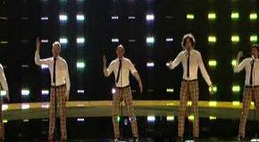Евровидение 2010 - InCulto(Литва) вторая репетиция