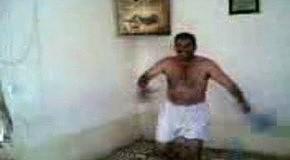Иракский задорный танец