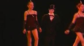 Спортивный танец-Чарльстон