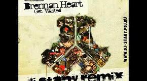 Brennan Heart - Get Wasted (DJ Stany Radio Edit)
