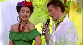 Зірки в опері/ Джамала и Влад Павлюк - Fragile