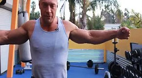 Деталировка грудных мышц