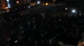 Разгон #Євромайдан 30 ноября 2013 г