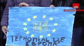 Огляд дня: Активістів Євромайдану судять і в Тернополі 12.12.13.