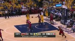 Топ-5 моментов NBA за 18 мая 2014