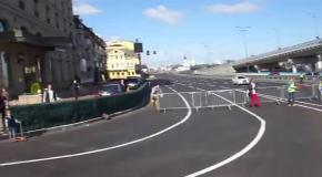 Марафон в Киеве: как Кличко догонял идущего к финишу Булатова