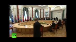 Заседание Совета глав государств СНГ в Минске: выступление Лукашенко (10.10)