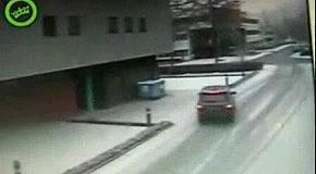 Особенности зимней парковки