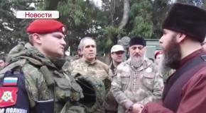 Русские солдаты едут в Сирию и принимают ислам