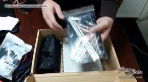 Распаковка Автоскоп 4 - Автомобильный Осциллограф Постоловского (полный комплект)