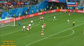 Россия – Египет: видео голов и обзор матча ЧМ-2018