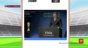 Як Росія приймала іноземців під Чемпіонату світу з футболу