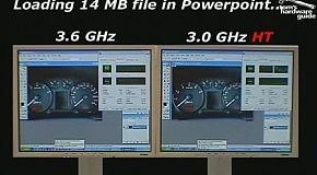 Процесори - порівняння