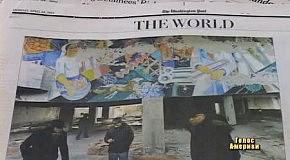 Аварія на ЧАЕС у світлі західної преси
