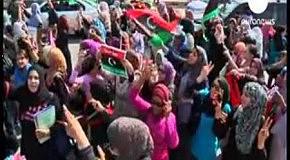 Триполи и Бенгази празднуют окончание эпохи Каддафи