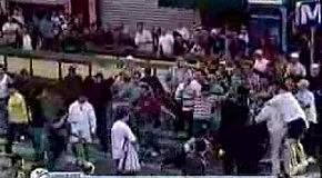 Драка на Euro 2000