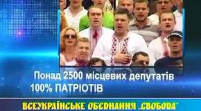 """""""Свобода"""" - це кістяк української опозиції"""