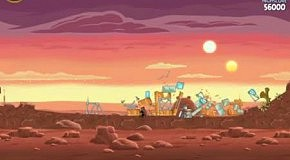 Прохождение Angry Birds: Star Wars 6 Tatooine