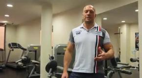Трисет в Сочи - Денис Семенихин