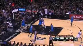 Топ-5 моментов NBA за 19 мая 2014