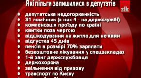 Прямим текстом: Якою повинна бути зарплата народного депутата України? за 16.04.15