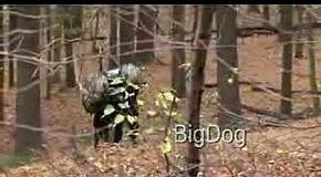 Достижения роботостроения - Big Dog - 2