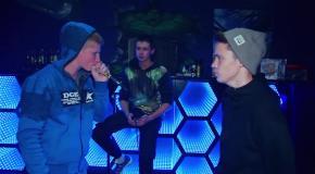 Universe Beatbox Battle. Draivex vs R-Daiz