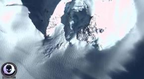В Google Maps нашли неизвестный объект на острове в Антарктиде
