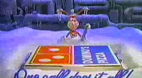 08 Dominos Pizza Commercial from 1988 - Avoid the Noid.