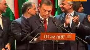 Выборы в Венгрии выиграла партия правых ФИДЕС