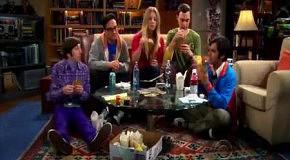 Теория Большого Взрыва / The Big Bang Theory 5 сезон 9 серия (Кураж-бамбей)