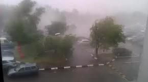 Ураган в Москве на Коломенской (13.07.2012)