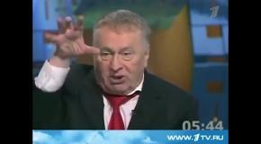 """""""Вот В Чём Проблема"""":  Жириновский читает рэп"""