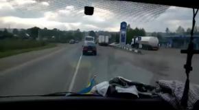 Село в западной украине встречает погибшего в АТО солдата