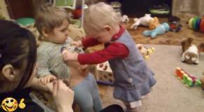 Смешное видео с детьми #2