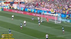 Германия – Мексика: видео голов и обзор матча