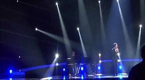 Евровидение 2010 - Harel Skaat(Израиль) вторая репетиция
