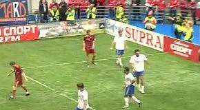 «Кубок Легенд-2011» Финал Россия - Голландия - 13-4
