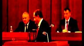 Могилев и Кужель на сессии ВР